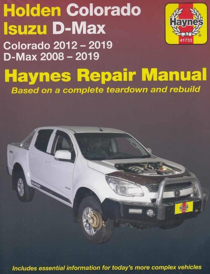 Manuals  Spotlight Wiring Diagram Holden Colorado  Pdf