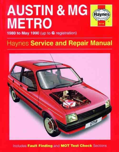 Austin    Mg Metro 1980