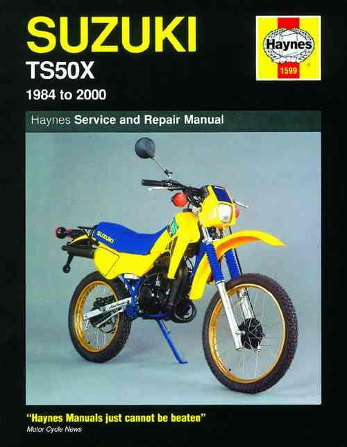 Suzuki Ts50x 1984
