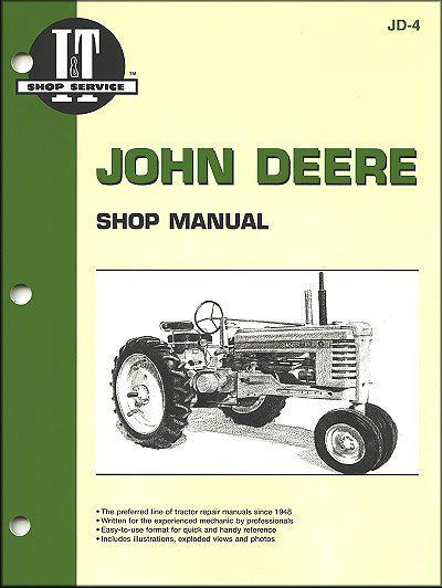 John Deere 1923