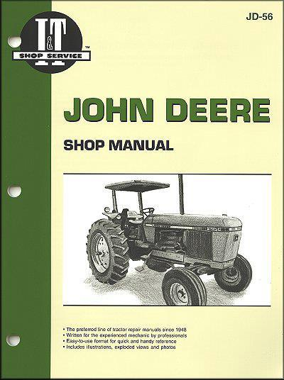 John Deere 1977