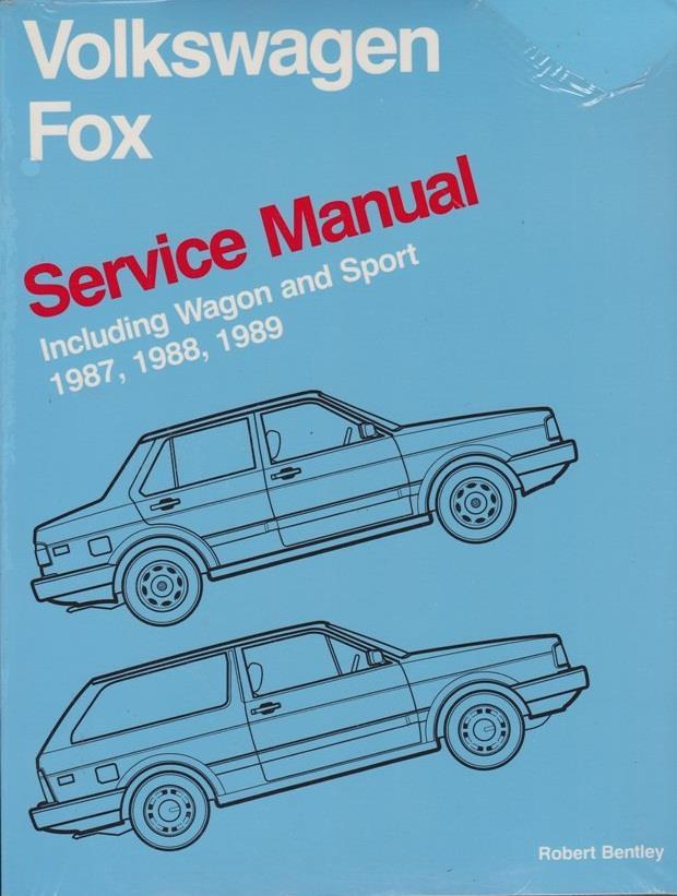 Volkswagen Fox 1987
