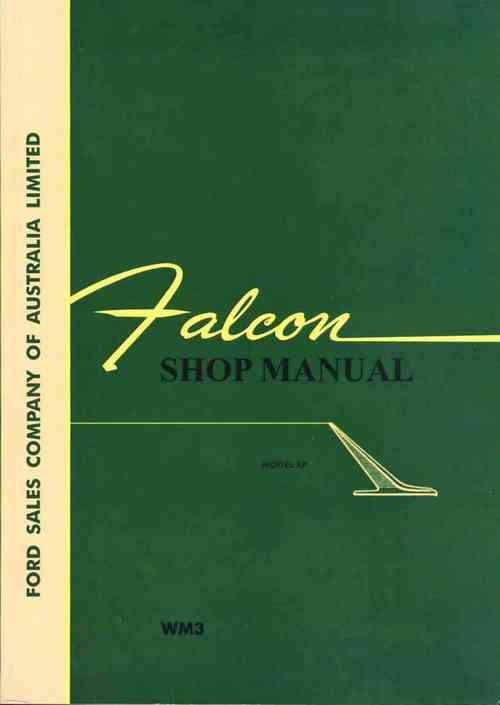 ford falcon au series 3 manual