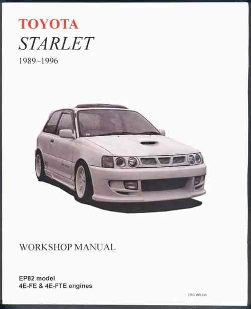 toyota starlet gt specifications rh computeroutpost com au toyota starlet 1998 service manual toyota starlet 1998 manual pdf